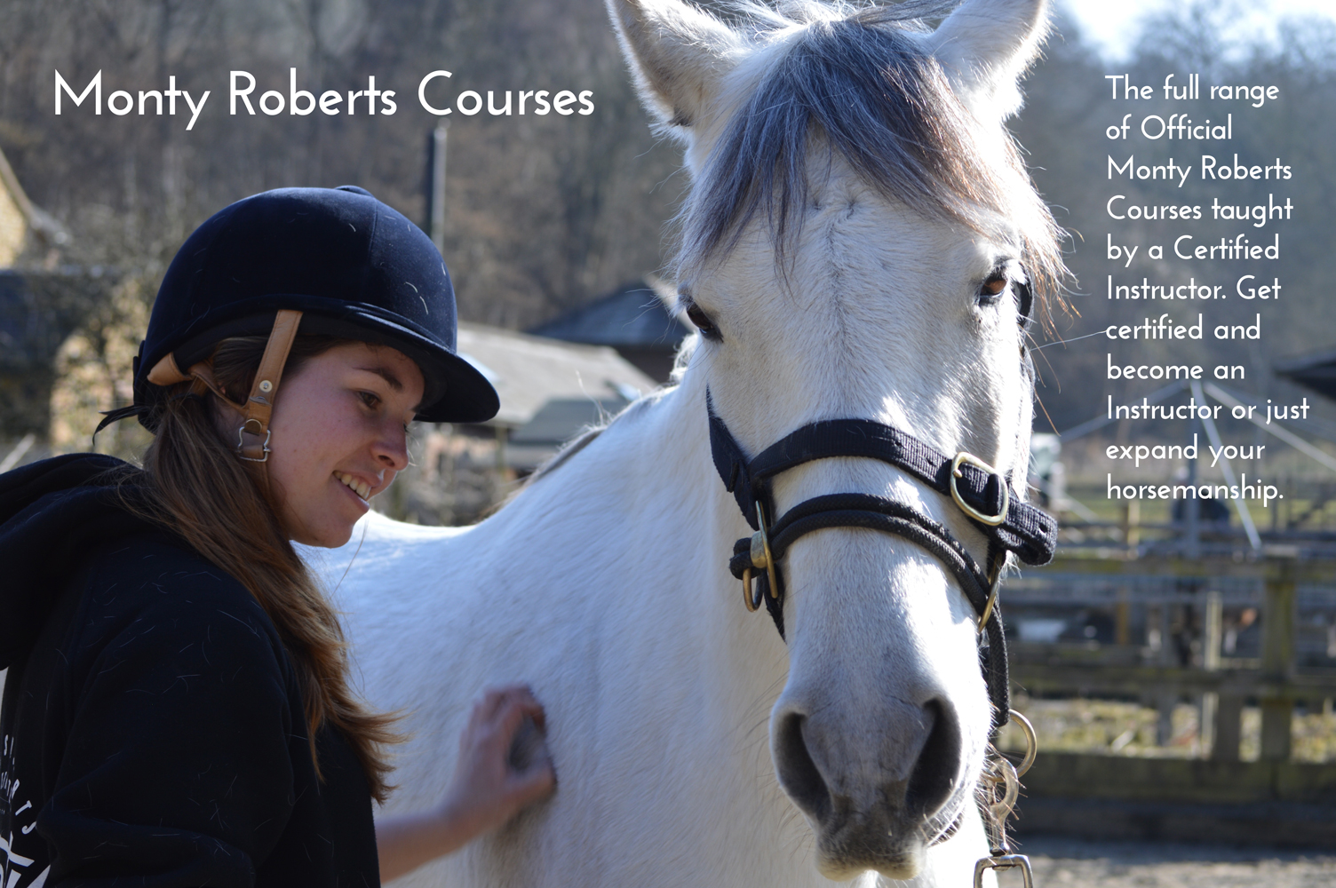 Monty Roberts Courses
